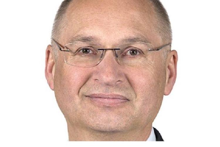 Anggota parlemen Slovenia, Darij Krajcic.