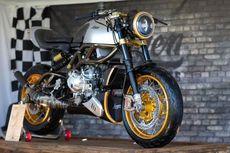 Merek Ini Bikin Motor Cafe Racer Bermesin 2-Tak