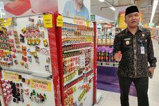 Beredar Mainan Berbentuk Botol Miras dan Rokok, Wakil Wali Kota Tegal Sidak ke Mal
