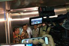 Prabowo Membesuk Wiranto di RSPAD Gatot Subroto