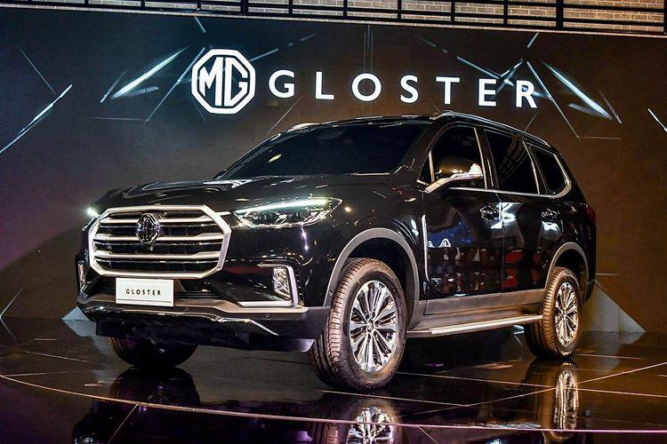 MG Gloster SUV baru calon pesaing Toyota Fortuner dan Mitsubishi Pajero Sport