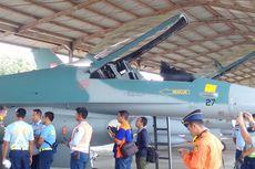 Sempat Alami Gangguan, 2 Pesawat Tempur F16 Hibah AS Tiba di Magetan