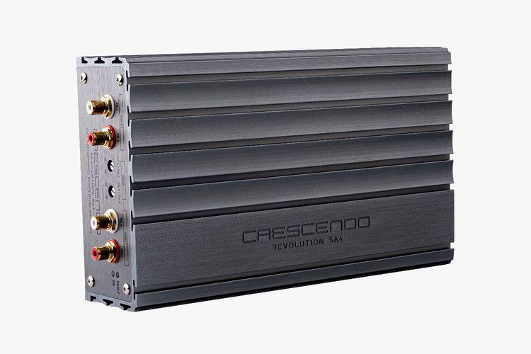 Amplifier baru seri Revolution 5A4