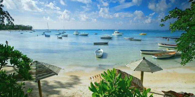 Preybere Beadh di Mauritius