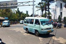 PSBB Jakarta, Angkutan Dalam Kota yang Masih Beroperasi Hanya 10 Persen
