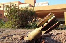 Roket Palestina Hantam Lokasi Dekat Makam Ariel Sharon