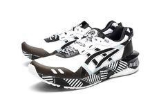 Sneaker Terbaru ASICS, Kombinasi Warisan dan Detail Futuristik