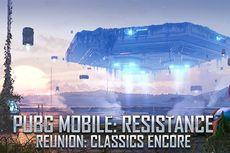 Update PUBG Mobile 1.6 Ajak Pemain Bertempur di Pesawat Alien