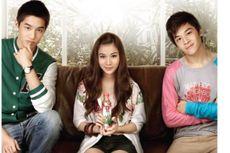 Sinopsis The Taste of Love, Serial Drama Taiwan Tentang Kisah 3 Teman