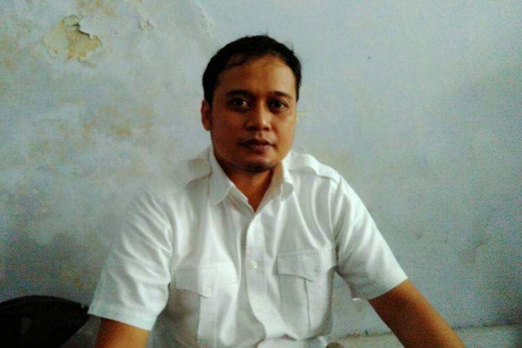 Wakil Ketua DPRD Kabupaten Jember, Jawa Timur, Ayub Junaidi.