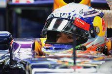 Giliran Daniel Ricciardo yang Tercepat di Shanghai