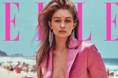 Jadi Model Sampul Majalah, Gigi Hadid Tampil Berani
