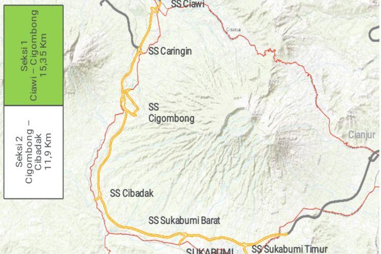 Jalan Tol Ciawi-Sukabumi