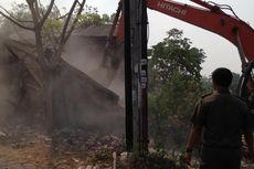 Peternakan Babi Ilegal di Tangerang Tutup 40 Meter Lebar Kali Cisadane