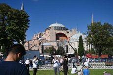 Disindir Yunani soal Hagia Sophia, Begini Balasan Turki