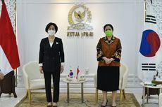 Puan Bertemu Pimpinan DPR Korea Selatan, Bahas Penanganan Covid-19 hingga Pelindungan Pekerja Migran