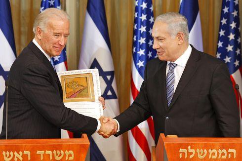 Lebih dari 500 Anggota Partai Demokrat Desak Biden Hukum Israel
