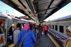 Volume Penumpang Turun, 44 Kereta Api Jarak Jauh dari Jakarta Dibatalkan Per 1 April 2020