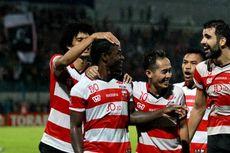Kalahkan Persipura, Madura United Ambil Alih Puncak Klasemen