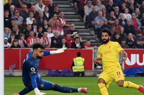 Hasil Brentford Vs Liverpool: The Reds Gagal Menang, tapi Salah Cetak Sejarah