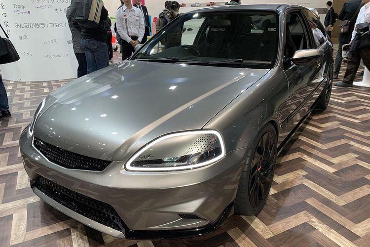 Modifikasi Honda Civic Type-R EK9