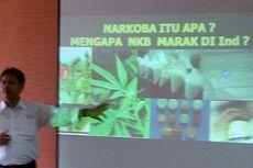 Putau yang Beredar di Indonesia Dicampur Cat Dinding