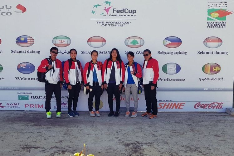 Tim Fed Cup Indonesia
