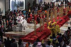 Rayakan Imlek, Pemprov DKI Gelar Festival Makanan Tionghoa hingga Pertunjukan Barongsai
