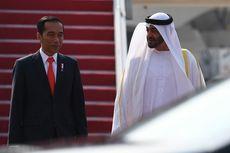 Jokowi Akui Tak Kuat Gaji Putra Mahkota UEA, Ini Profil Mohamed bin Zayed