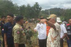 8 Keluarga di Lokasi Longsor Toba Samosir Diungsikan