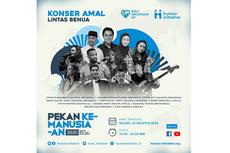 Memperingati Hari Kemanusiaan Sedunia, Human Initiative Gelar Konser Amal Lintas Benua