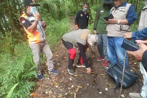 Ditemukan Retakan Usai Gempa, Jalur Pendakian Gunung Abang Bali Ditutup Sementara
