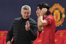 Crystal Palace Vs Man United - Cavani Sudah Pulih, Pogba Pasti Absen