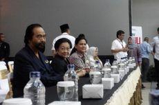 Jokowi-JK Tiba di KPU Didampingi Anies Baswedan
