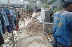 Pembangunan Tanggul Jati Padang Sudah 80 Persen