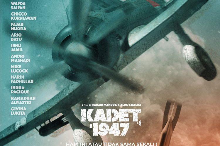 Poster Film KADET 1947