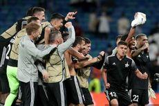 Klasemen Liga Champions: Tim Debutan Sheriff ke Puncak Ungguli Madrid dan Inter