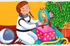 Pesan untuk Anak-anak Perempuan dalam Kalender Adven The Body Shop