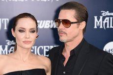 Proses Perceraian Brad Pitt dan Angelina Jolie Makin Lancar