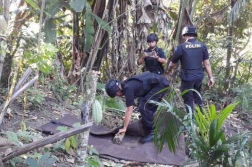 Bom Pipa Rakitan Diduga Sisa Konflik Ditemukan Warga di Aceh Utara