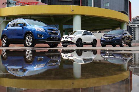 Pasar LSUV, Honda BR-V Mulai Tinggalkan DFSK Glory 560