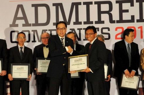 Astra International Raih Asia's Best Managed Company