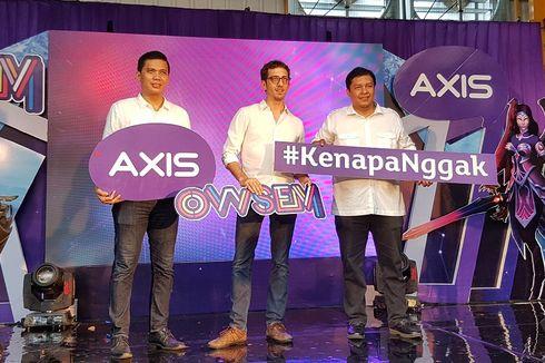 XL Luncurkan Axis Owsem, Paket Khusus untuk Gaming