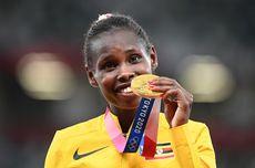 Profil Peruth Chemutai, Atlet Wanita Uganda Pertama yang Raih Emas Olimpiade