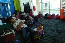 Pesawat Rusak, Penumpang Sriwijaya Air Terlantar di Bandara Makassar