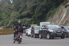 Cerita Ribuan Kendaraan Dipaksa Putar Balik Saat Menuju Puncak