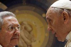 Castro Berterima Kasih kepada Paus atas Upaya Rekonsiliasi dengan AS