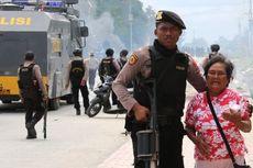 30 Orang Jadi Tersangka Kerusuhan di Papua Barat dan 12 DPO, Ini Perannya...