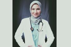 Tangani Pasien Corona, Sarah Shahab Selalu Beri Laporan ke Keluarga