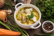 Resep Sup Ikan Batam, Kuah Bening Pulihkan Kesehatan